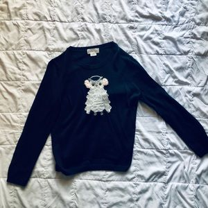 kate spade Sweaters - Kate Spade x Broome Street Owl Sweater